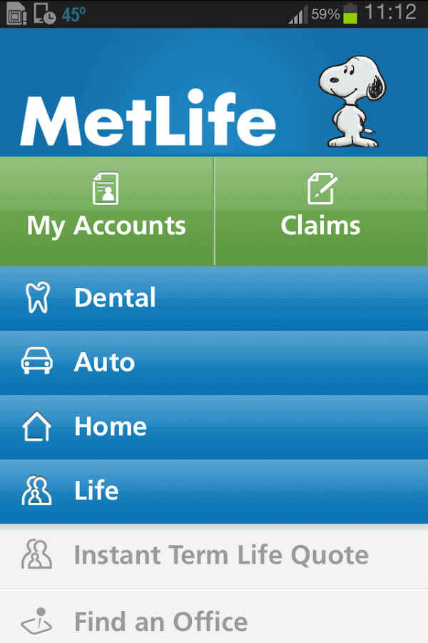 Metlife Quote Life Insurance Beauteous Metlife Quote Life Insurance 02  Quotesbae