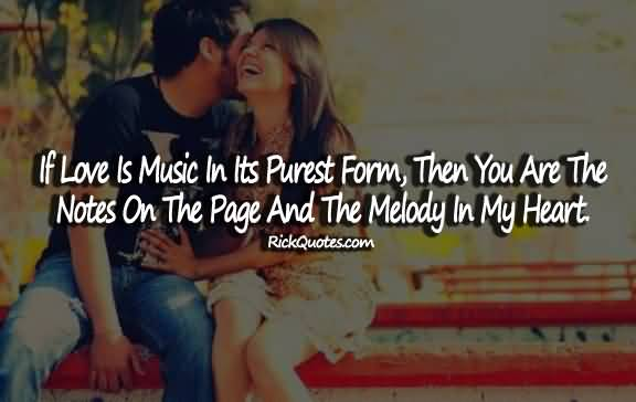 Captivating ... Musical Love Quotes 03 Great Pictures