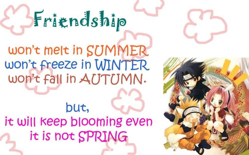 Naruto Quotes About Friendship Fascinating 20 Naruto Quotes About Friendship Images And Pics  Quotesbae