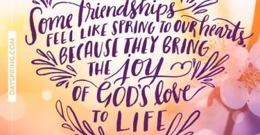 Quotes About Christian Friendship 14