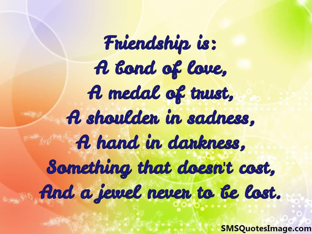 Quotes About Close Friendship Bonds Quotes About Close Friendship Bonds 04  Quotesbae