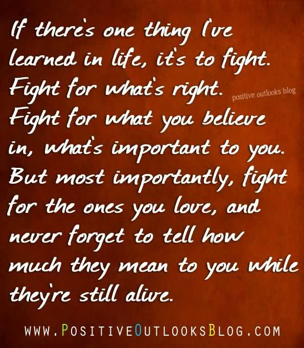 Quotes About Fighting For The One You Love Gorgeous Quotes About Fighting For The One You Love 07  Quotesbae