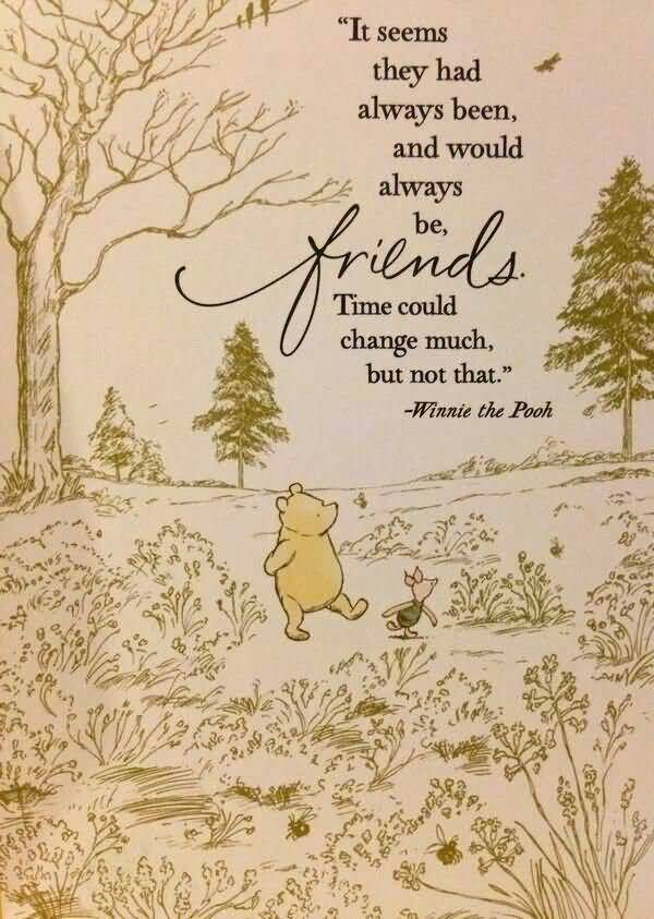 Quotes About Friendship Winnie The Pooh Custom Quotes About Friendship Winnie The Pooh 01  Quotesbae