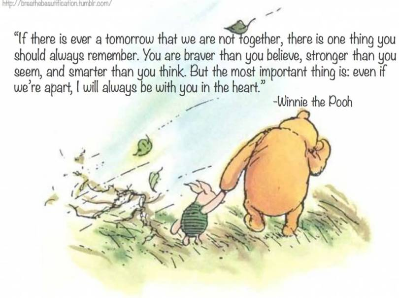 Quotes About Friendship Winnie The Pooh Impressive 20 Quotes About Friendship Winnie The Pooh Pics  Quotesbae