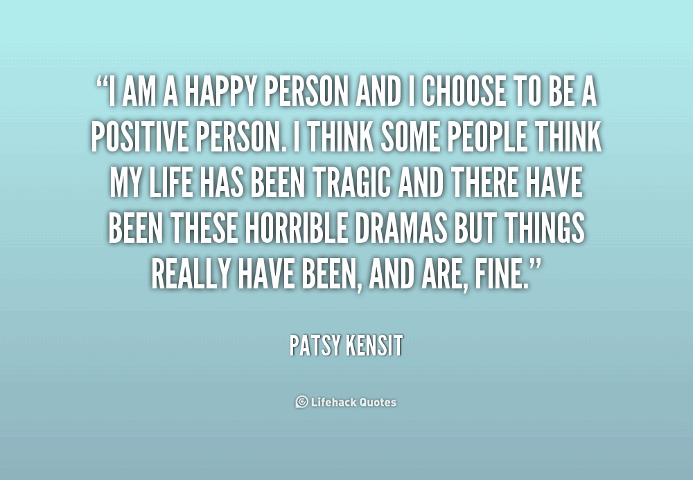 Quotes About Happy Person Gorgeous 20 Quotes About Happy Person Images And Photos  Quotesbae