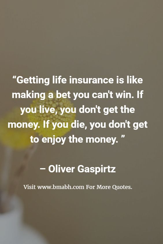 Quotes About Life Insurance Unique Quotes About Life Insurance 08  Quotesbae
