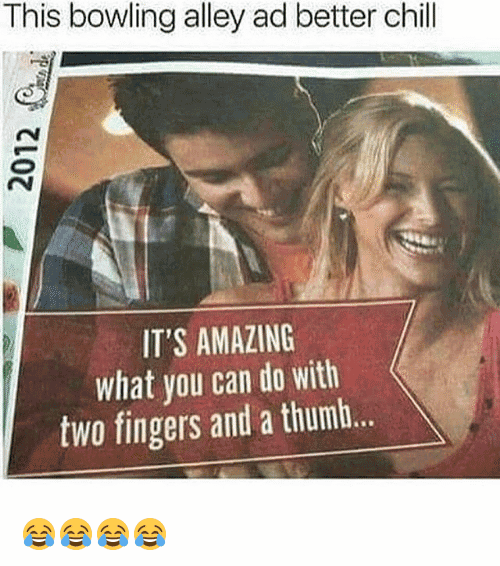Bowling Meme Funny Image Photo Joke 08