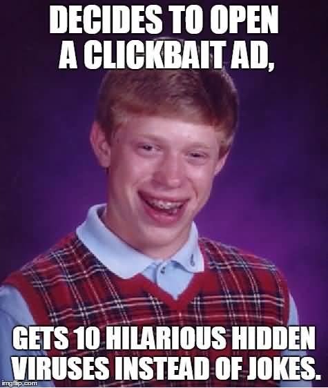 Clickbait Meme Funny Image Photo Joke 15