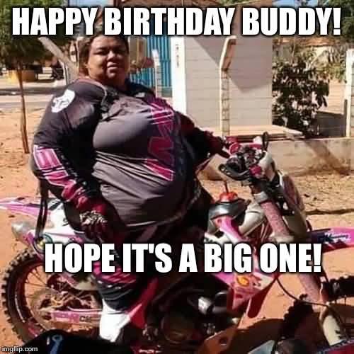 Happy Birthday Funny Motorcycle Memes
