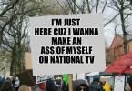 Protest Meme Funny Image Photo Joke 05