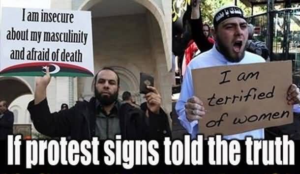 Protest Meme Funny Image Photo Joke 14