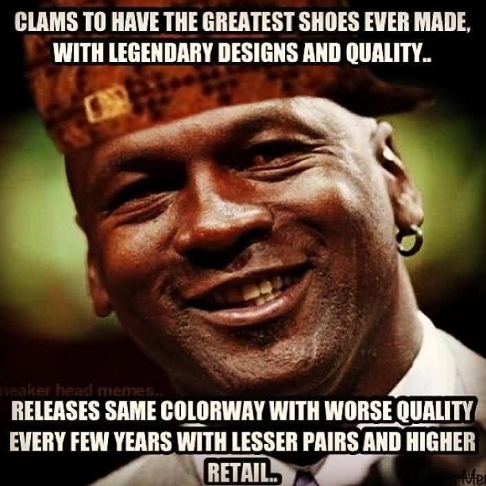 Sneakerhead Meme Funny Image Photo Joke 04