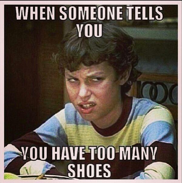 Sneakerhead Meme Funny Image Photo Joke 09