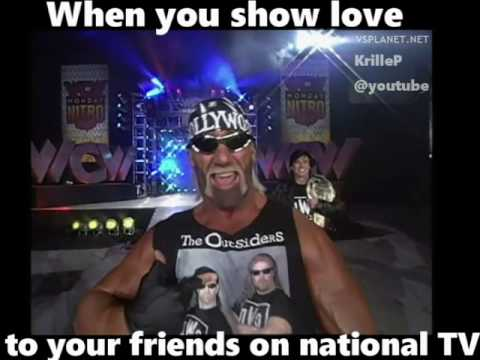 When You Show Love To Your Friends On National TV