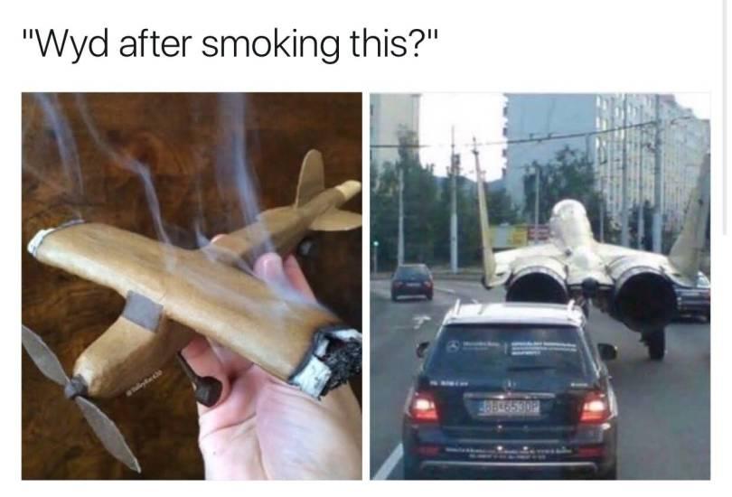 Wyd After Smoking This Meme Photo Joke 07