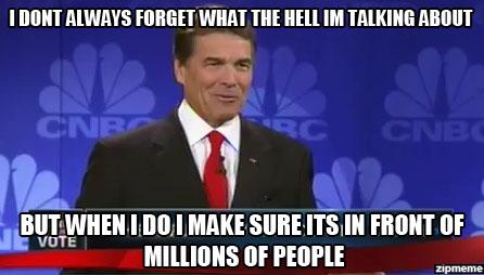 Rick Perry Meme Image Joke 03