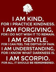 Scorpio Sign Quotes Meme Image 08