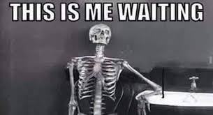 Waiting Skeleton Meme Funny Image Photo Joke 04?resize=305%2C165 images skeleton waiting impremedia net