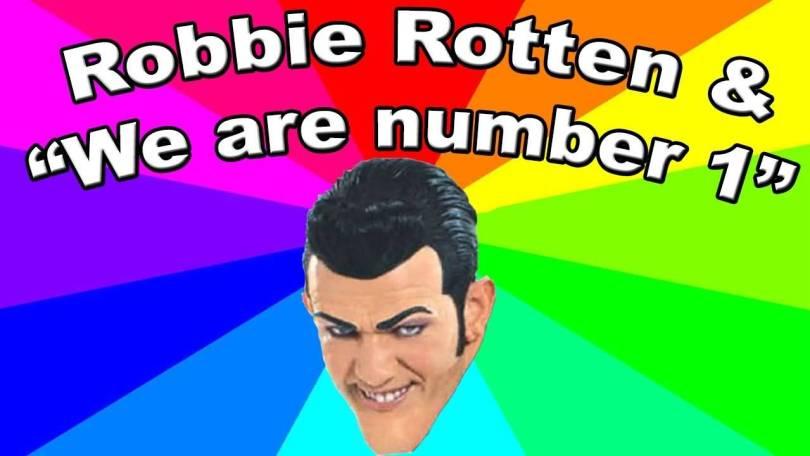 We Are Number One Meme Funny Image Photo Joke 04