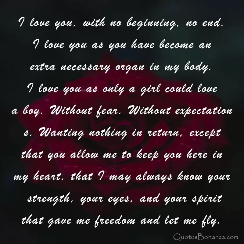 I Love You Quotes 50 Super Romantic Love Quotes With Images