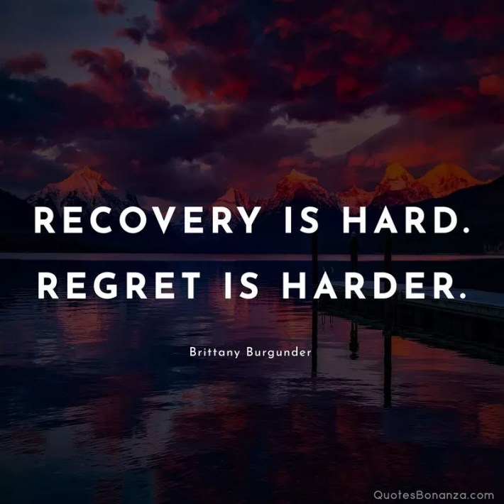 Addiction Recovery Quotes - Quotes Bonanza