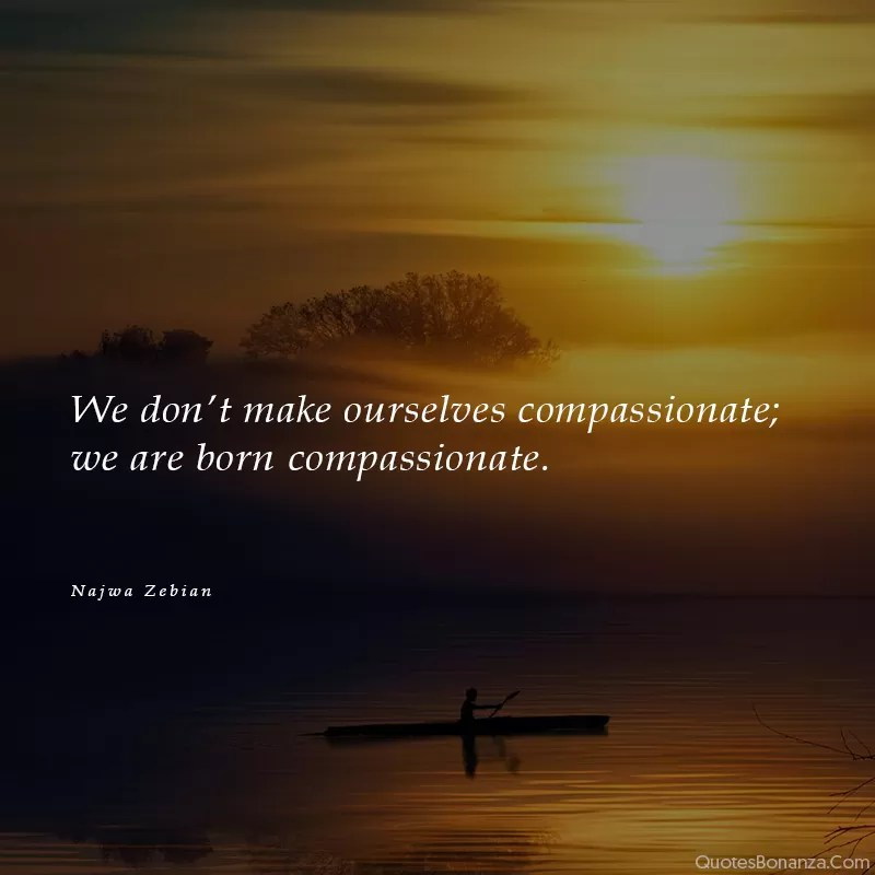quote about compassion