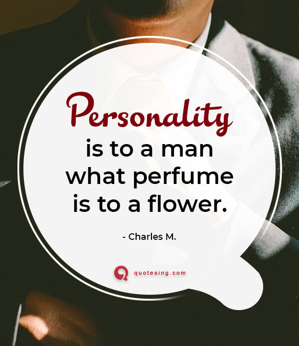 Quotes on personality with Images - Quotesing