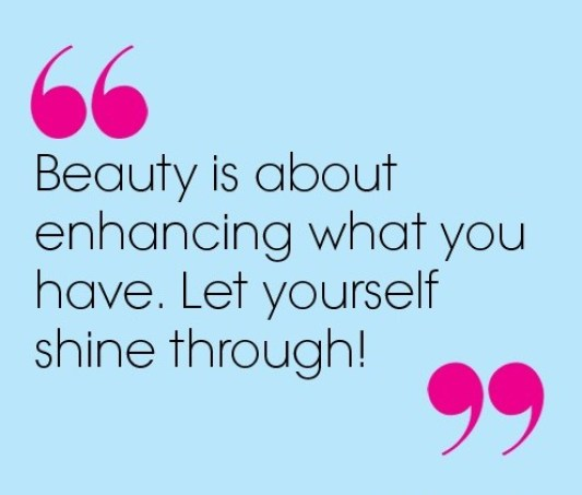 Awesome Beauty Quotes For Whatsapp