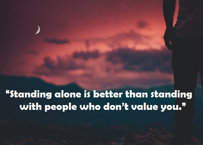 Alone Status For Your Precious Life Do Not Give Up Hope_Quotes Networks