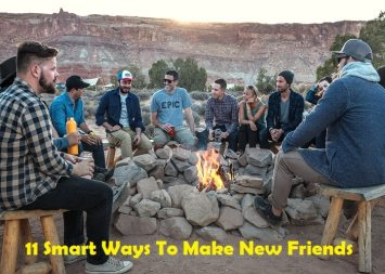 3 Friends 11 Smart Ways To Make New Friends_Quotes Networks