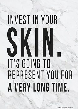 Skin Care Quotes & Article You Will Need For Advance Skin Care_Image Source Google