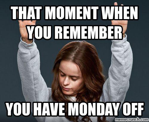 Top 33 Monday Memes