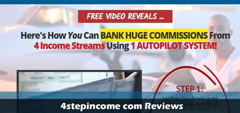 4 Step Income Reviews