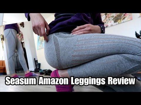 Seasum Leggings Review