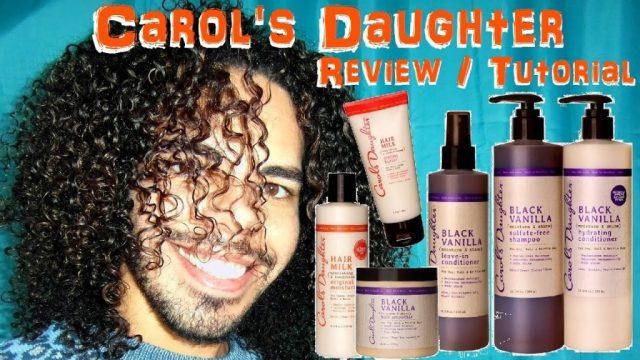 Carol Daughter Hair Products Reviews
