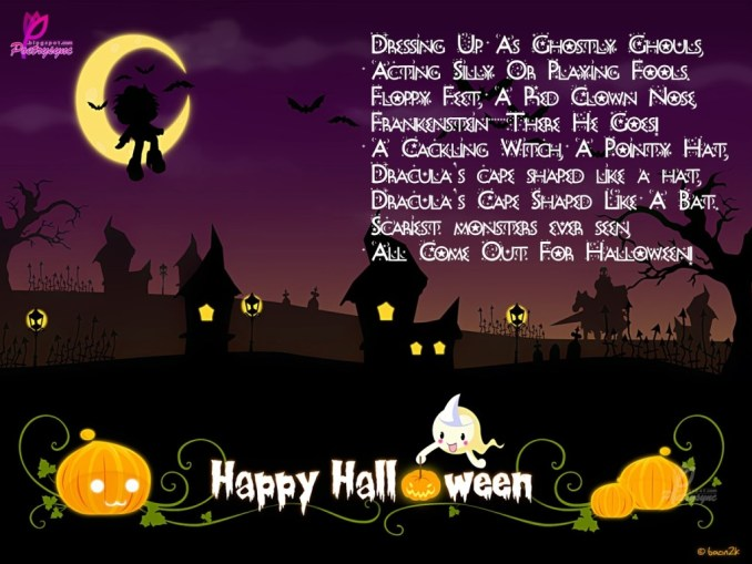 12 Short Halloween Quotes and Sayings 2018