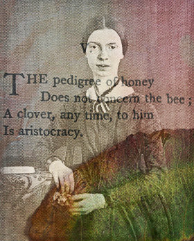 Emily Dickins Biography & Poems