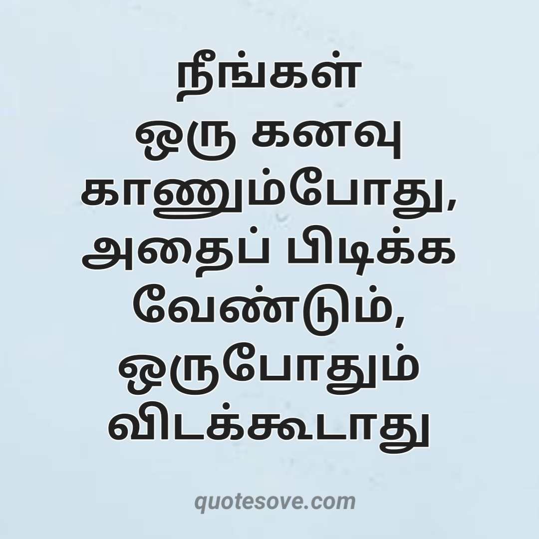 111 Best Inspirational Tamil Quotes Motivate You