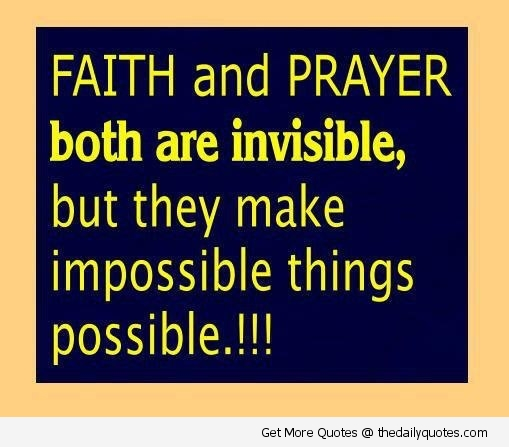 Image result for prayer and faith quotes