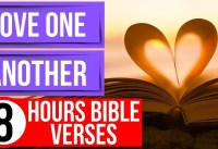Love One Another Bible verses for sleep Audio Bible quotes