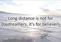 Love Is Stronger Than Distance Motivational Quotes about LONG