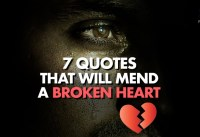 Mend a Broken Heart amp Restore Your Pride with these