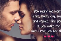Loving Words Saying Messages for LoversHusbandBoyfriend and Girlfriend