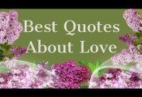 Best Quotes About Love Deep Quotes About Love