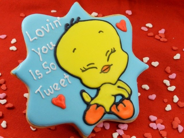 15 Cutest Tweety Bird Valentines Pictures Quotes Square