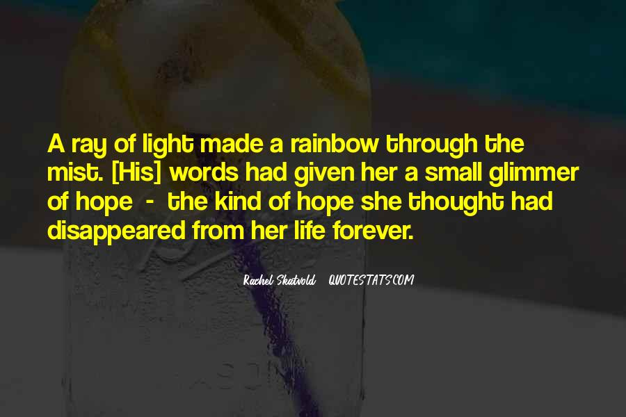 Top 68 A Ray Of Light Quotes Famous Quotes Sayings About A Ray Of Light