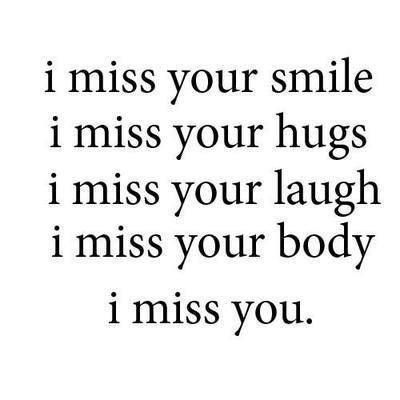 cool i miss you baby quotes for facebook   black-and-white-i ...