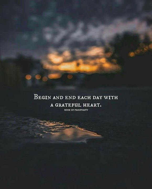 Inspirational Positive Quotes :Begin and end each day with a ...
