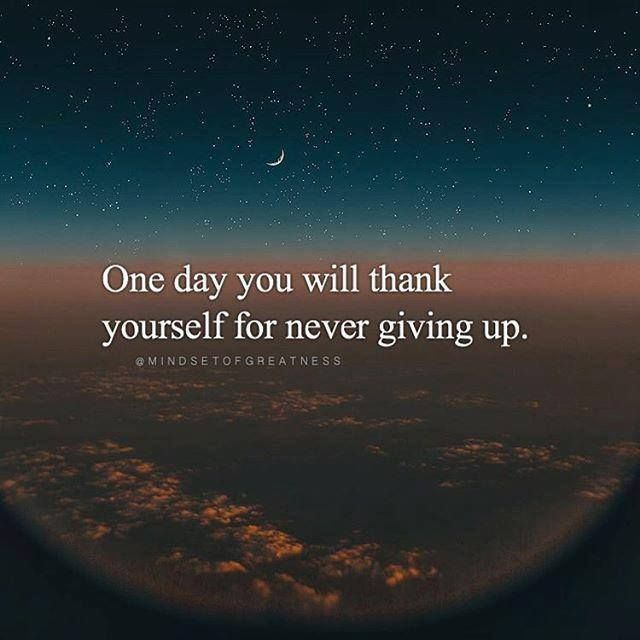 inspirational positive quotes one day you will thank yourself for