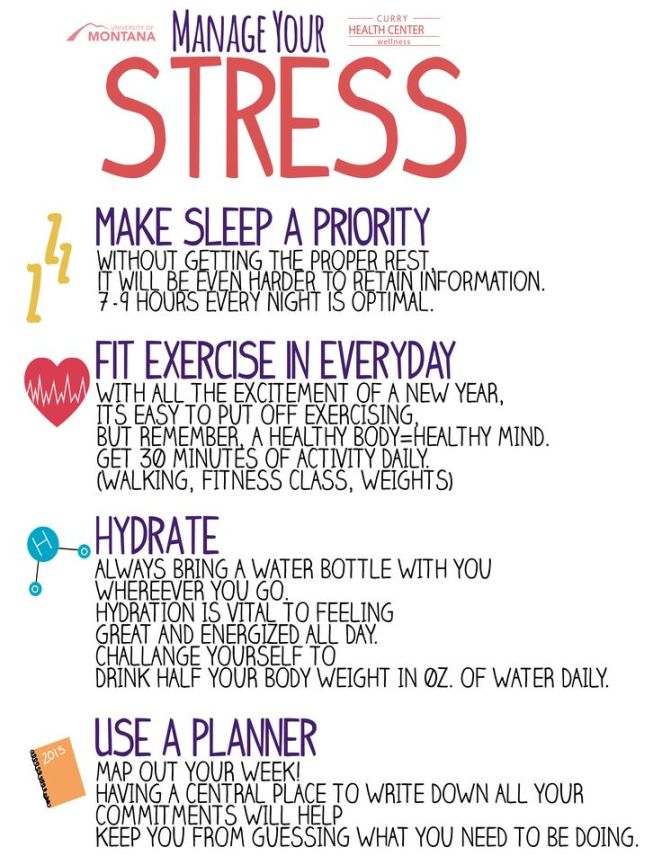 8 Smart Tips for Successfully Managing Stress